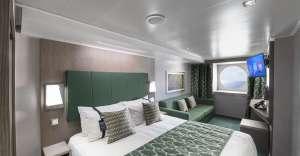 Croaziera 2021 - Repozitionare (Barcelona) - MSC Cruises - MSC Seaview - 17 nopti