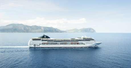 Croaziera 2019 - Mediterana de Est (Bari) - MSC Cruises - MSC Lirica - 12 nopti