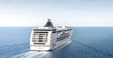 Croaziera 2021 - Mediterana de Est (Venetia) - MSC Cruises - MSC Lirica - 7 nopti