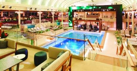 Croaziera 2021 - Repozitionare (Barcelona) - Costa Cruises - Costa Smeralda - 26 nopti