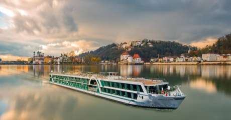 Croaziera 2021 - 1200 de mile pe Dunare si Delta Dunarii (Bucuresti) - Luftner Cruises - MS Amadeus Cara- 10 nopti