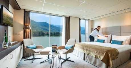 Croaziera 2021 – Croaziera pe Rin (Amsterdam) - Luftner Cruises – MS Amadeus Brilliant - 7 nopti