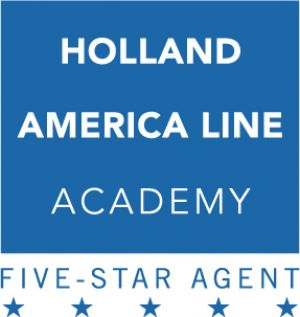 Holland America Line Five Stars Agents
