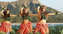 Hawaii/Tahiti si Sudul Pacificului